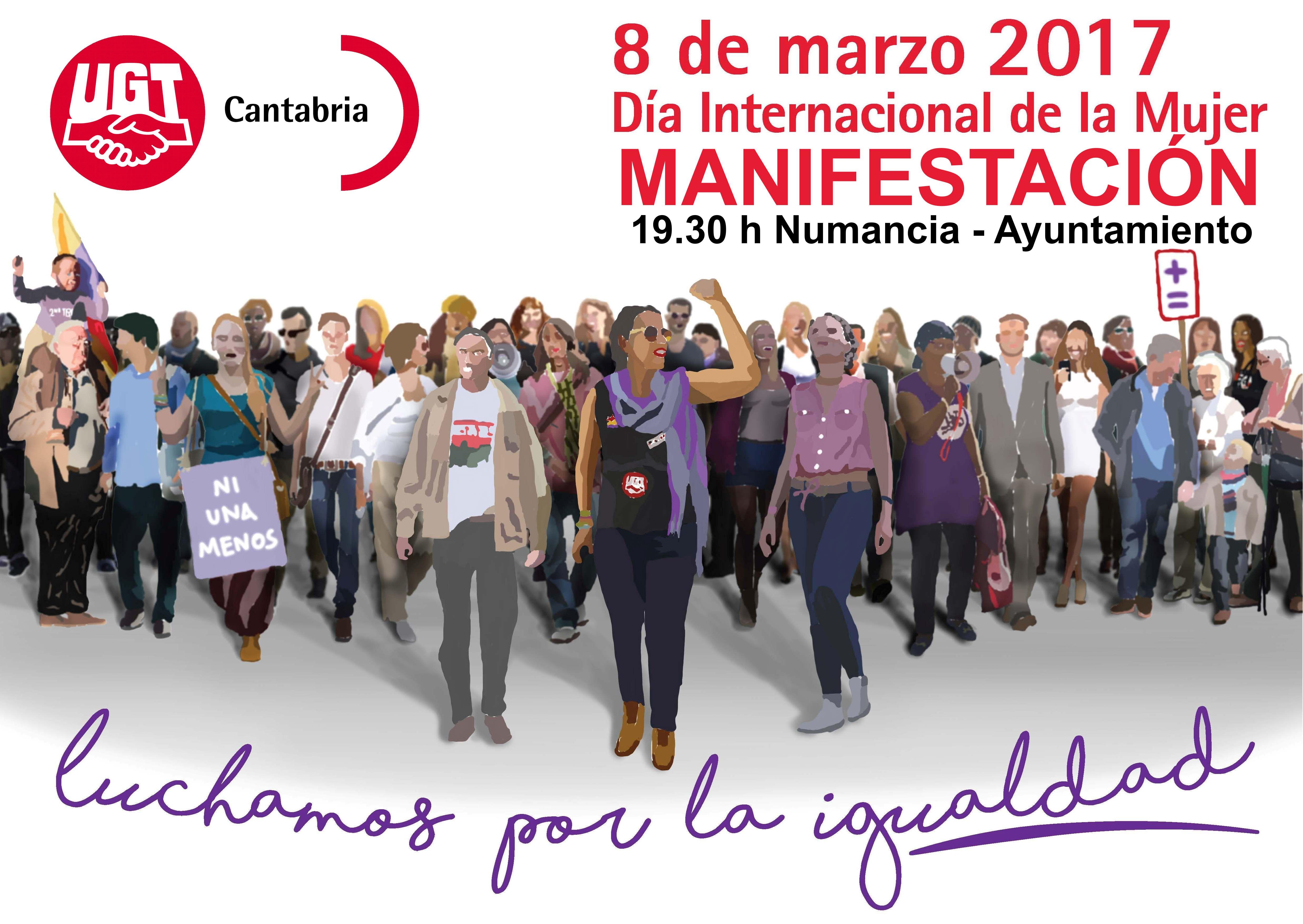 8 marzo manifa