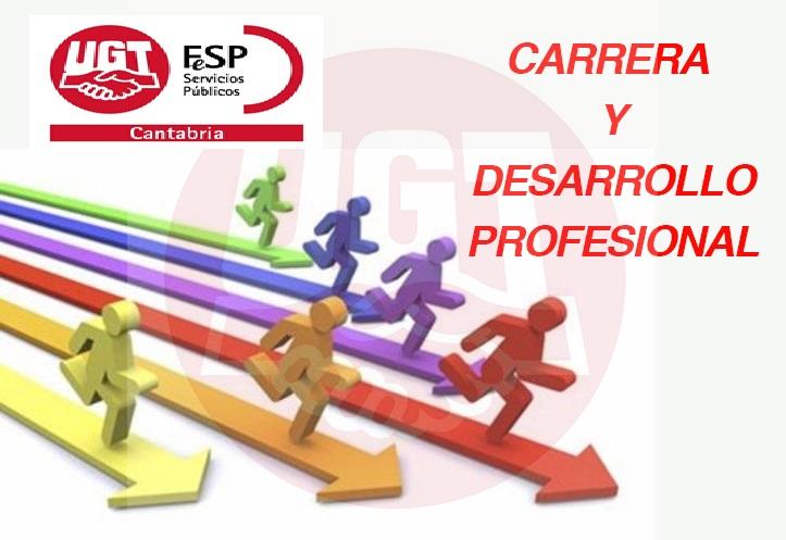CARRERA Y DESARROLLO PROFESIONAL SCS