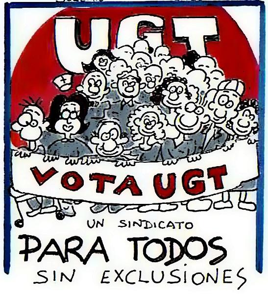 VOTA UGT
