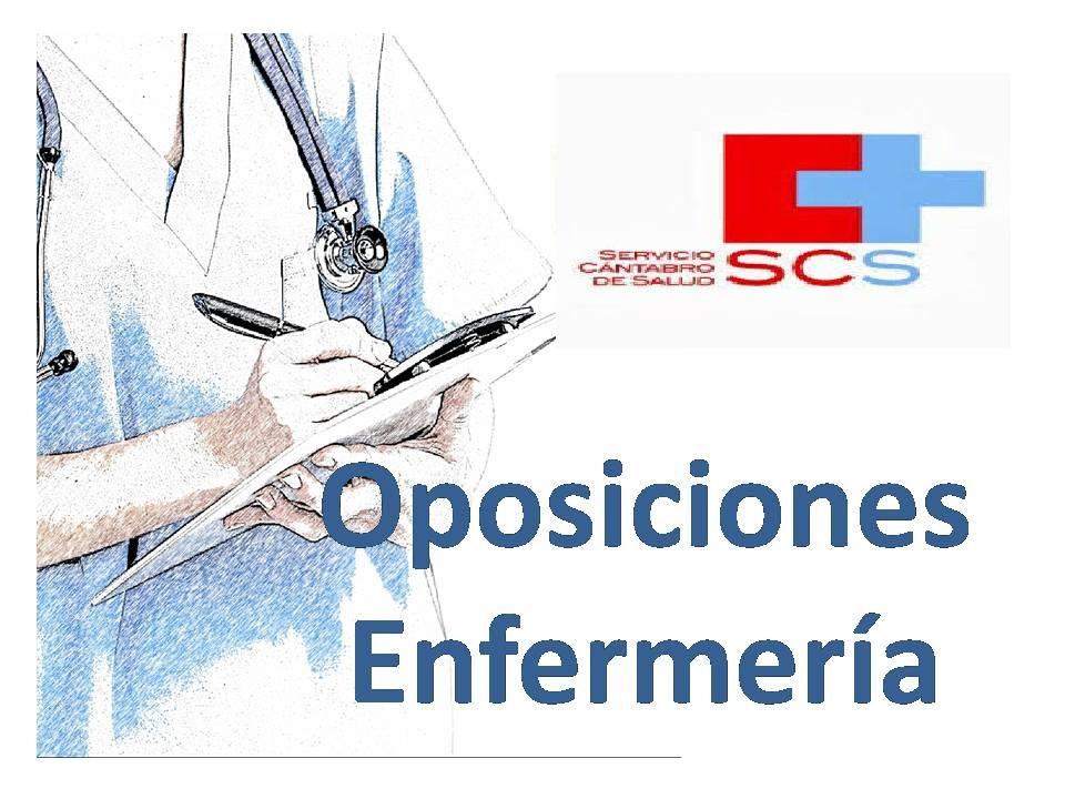 Resultado de imagen de OPE 2015 ENFERMERA SCS