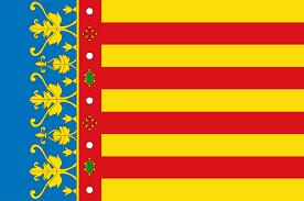 Bandera de la Comunidad Valenciana - Wikipedia, la enciclopedia libre